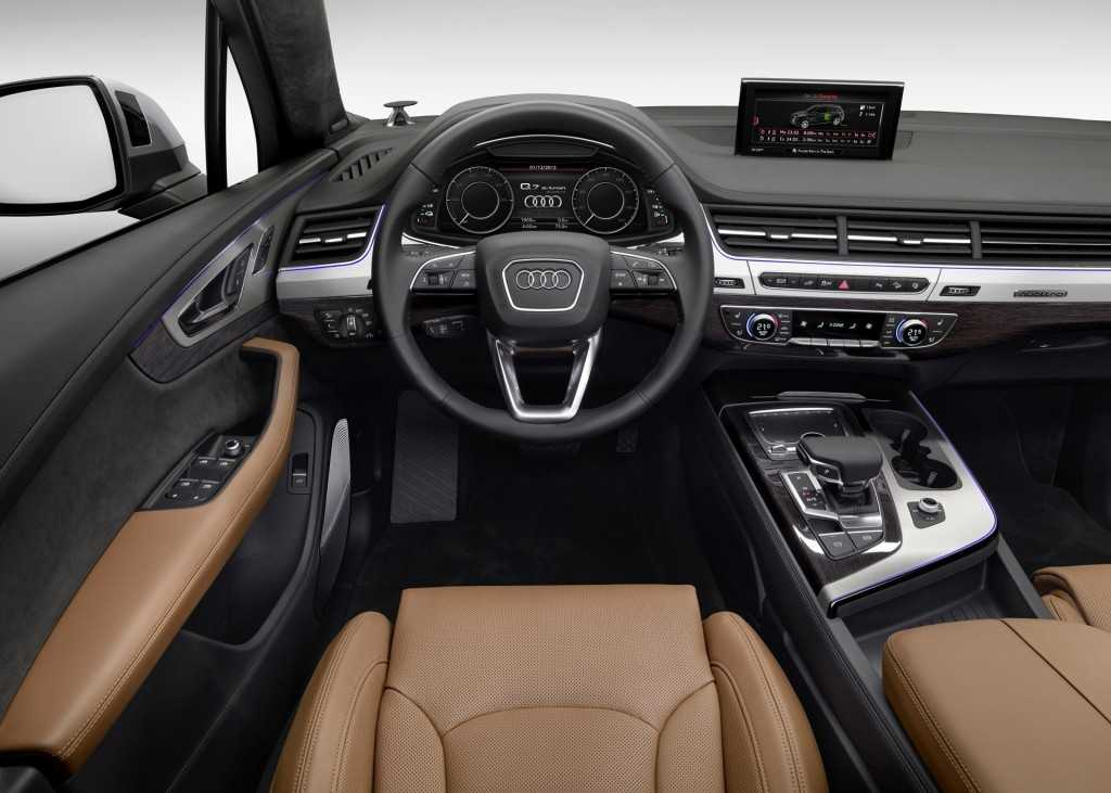 2016 Audi A4 Interior Car Interior Design