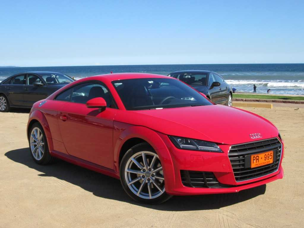 audi tt 2 0 tfsi 230 cv stronic coup 2015 viaje a fondo con la nueva generaci n rutamotor. Black Bedroom Furniture Sets. Home Design Ideas