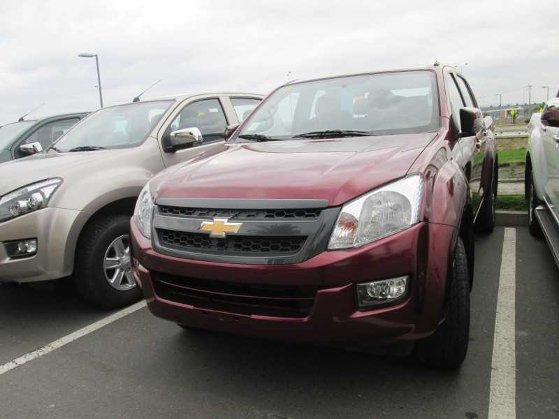 Chevy 2014 D Max Html Autos Post