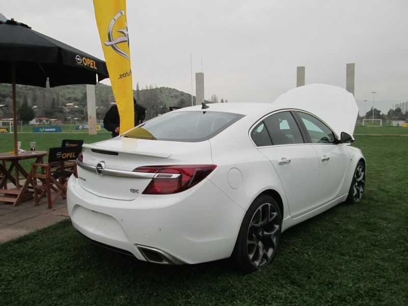 Opel Insignia 2014 Opel Insignia 2015 Opel Insignia 2015 Lanzamiento