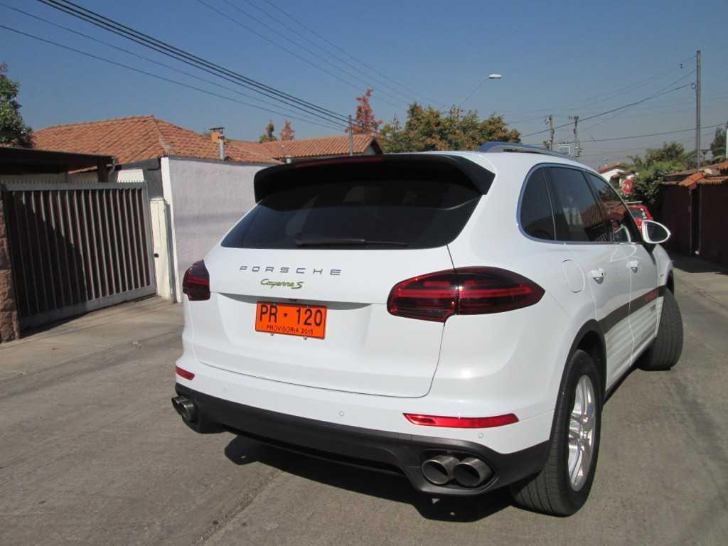 Porsche cayenne test drive ru