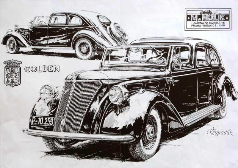 Autos antiguos dibujados imagui for Placer motors used cars