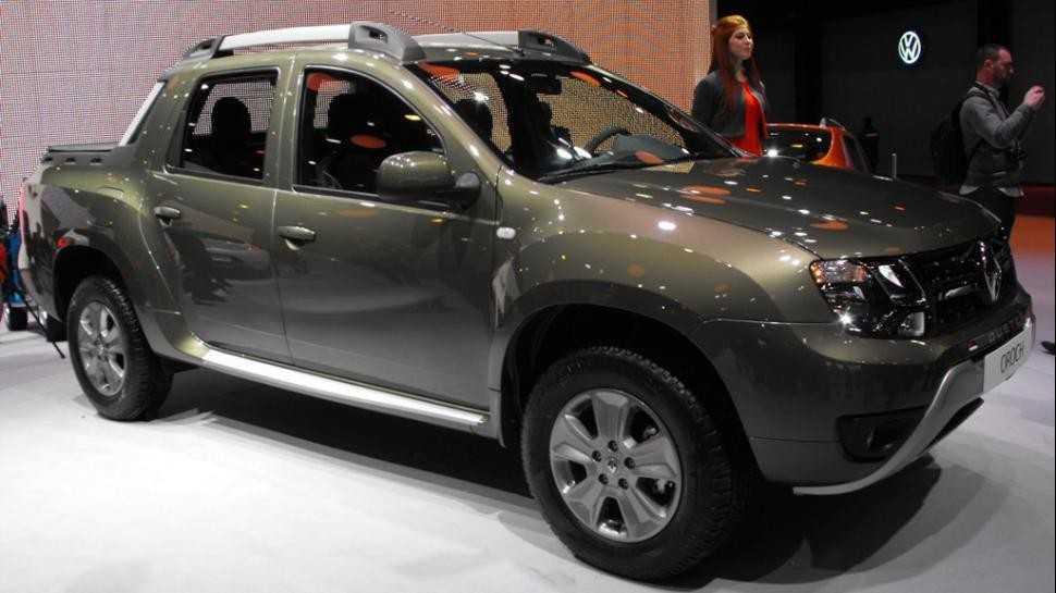 Renault Duster Oroch 2016: Esta es la nueva camioneta ...
