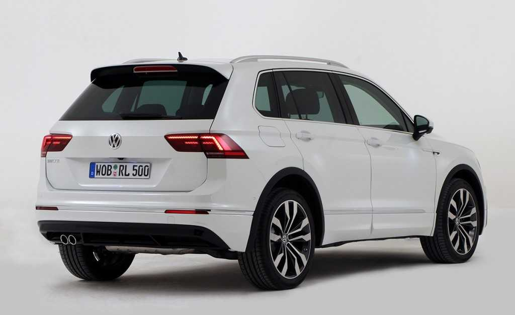segunda generaci n conoce el nuevo volkswagen tiguan 2016 rutamotor. Black Bedroom Furniture Sets. Home Design Ideas
