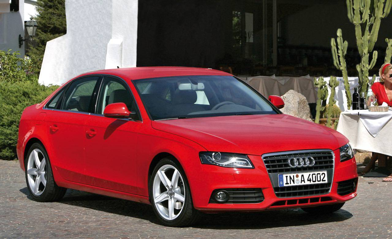 2009 audi a4 1 8 tfsi quattro related infomation. Black Bedroom Furniture Sets. Home Design Ideas