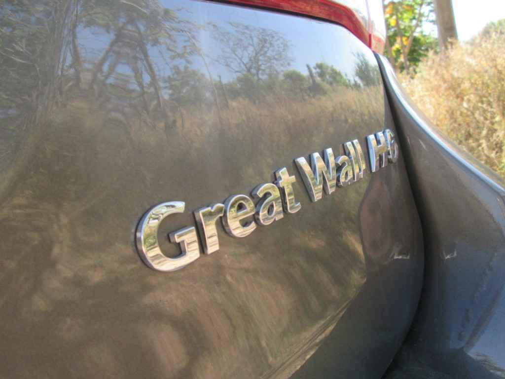 Great Wall H6 2.0 Turbodiesel 148 CV 6MT 4X4 CLE 2015 (42)