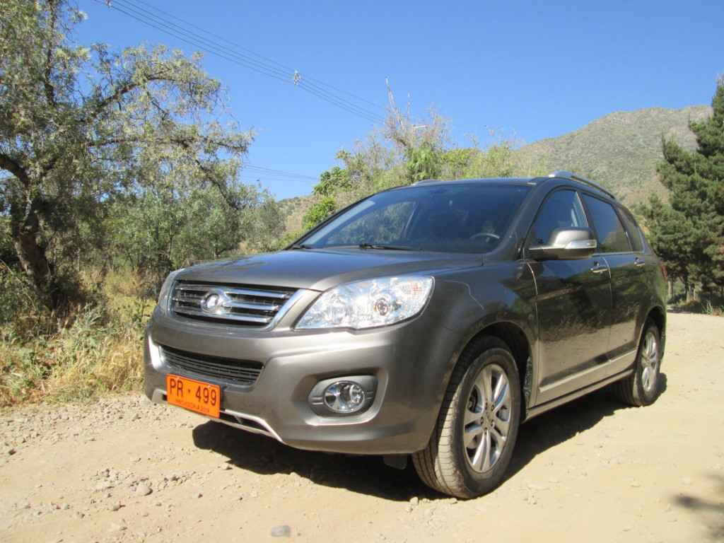 Great Wall H6 2.0 Turbodiesel 148 CV 6MT 4X4 CLE 2015 (55)