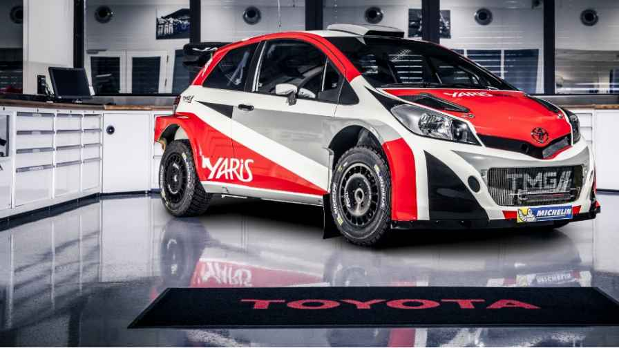 Toyota WRC 2017-1