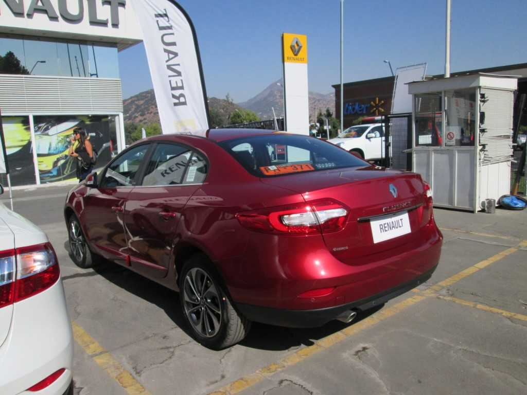 Renault Fluence 2015 Lanzamiento Chile (7)