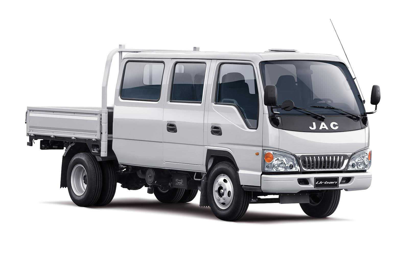 Jac Motors Presenta El Nuevo Urban 1050 Triple Cabina