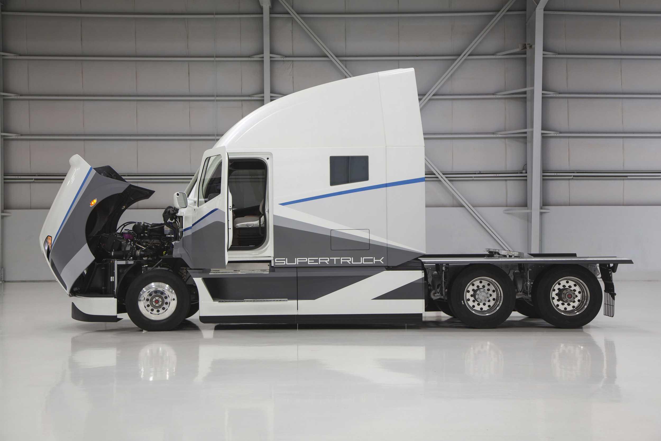 Cami 243 N Conceptual De Daimler Duplica Su Rendimiento Por