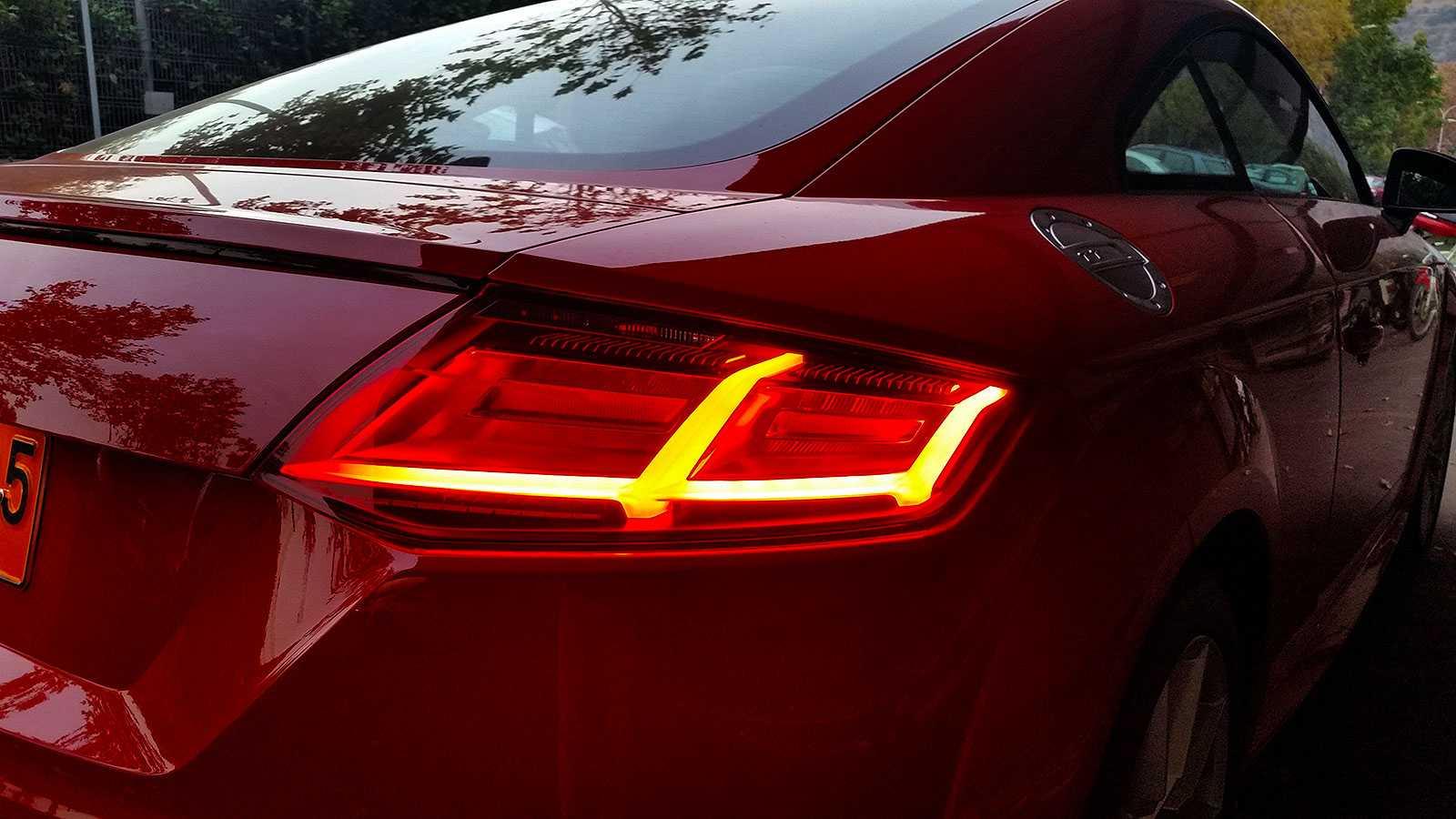 Audi TT 2.0 TFSi 230 CV Stronic Coupé 2015 Test Drive Rutamotor (2)