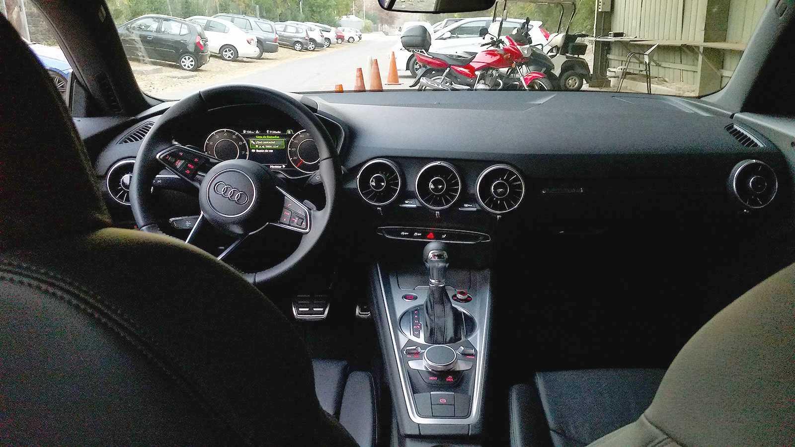 Audi TT 2.0 TFSi 230 CV Stronic Coupé 2015 Test Drive Rutamotor (6)