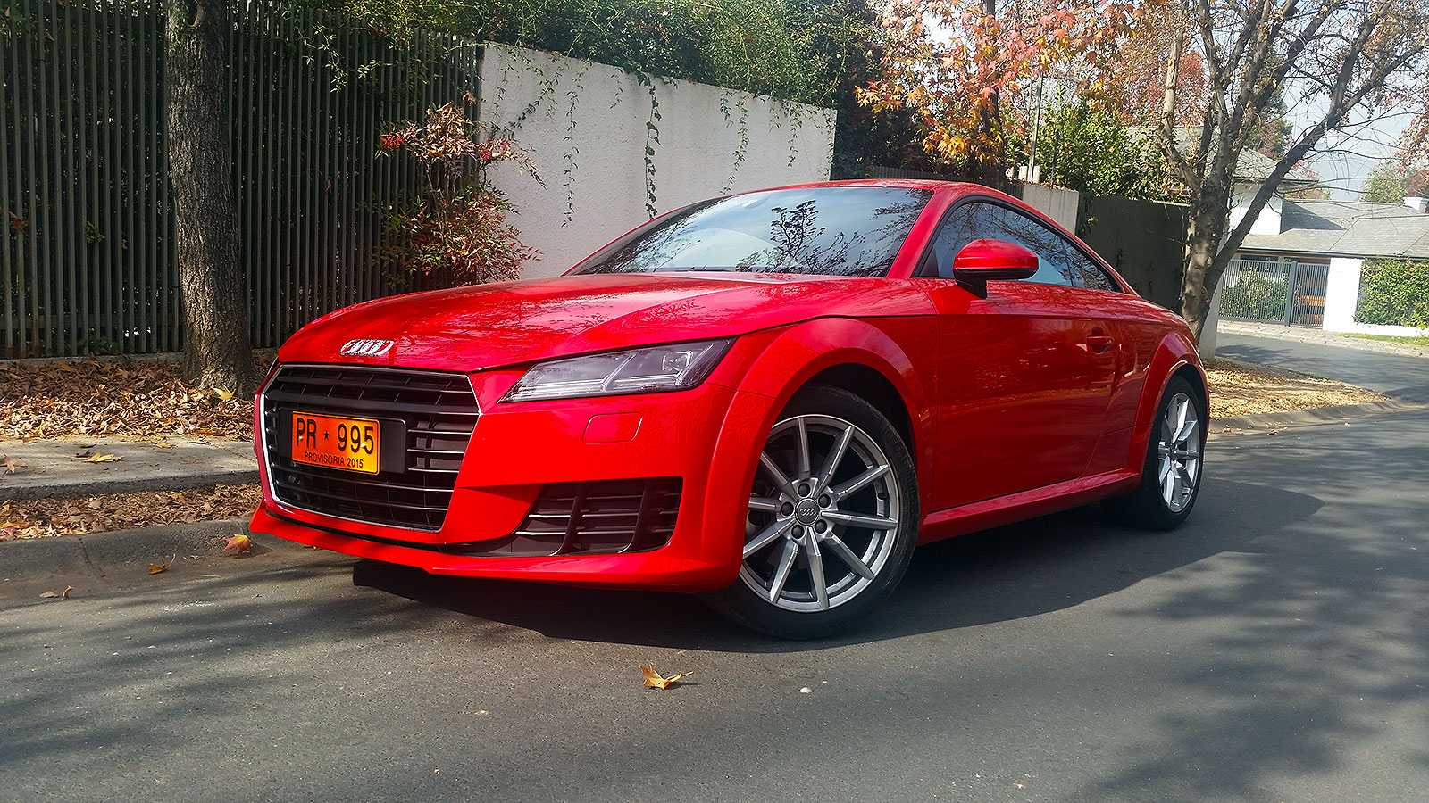 audi tt 2 0 tfsi 230 cv stronic coup 2015 test drive. Black Bedroom Furniture Sets. Home Design Ideas