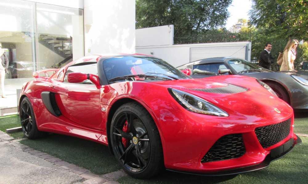 d02057fe8ff7 Integra un V6 de 350 caballos  Al Lotus Exige S le pusieron caja automática  de seis marchas