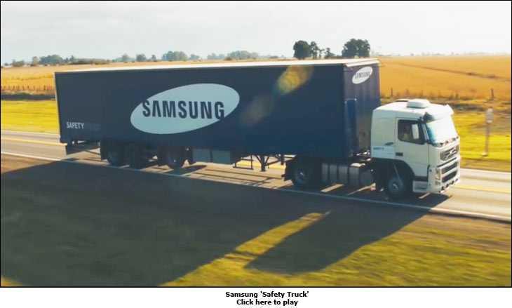 Camiones transparentes: Una gran idea que ya debería ser ...