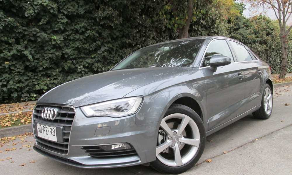 Audi A3 Sedan Plus 1 4 Tfsi 125 Cv 7stronic 2016 El Cuatro