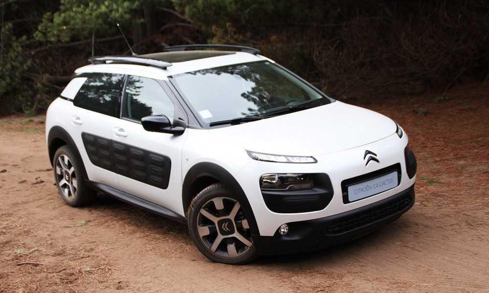 Presentan en Chile el esperado Citroën C4 Cactus 2016 ...