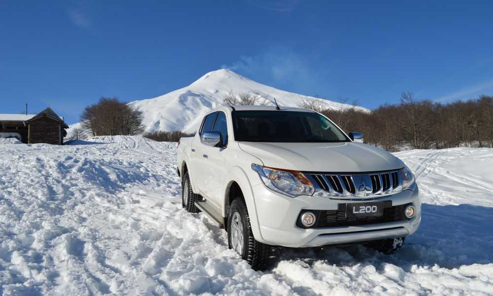 Lanzamiento en Chile: Mitsubishi L200 2016