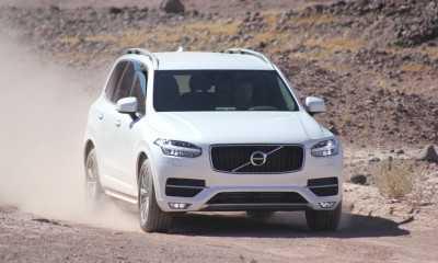 Volvo All New XC90 2016 San Pedro de Atacama - Rutamotor (112)
