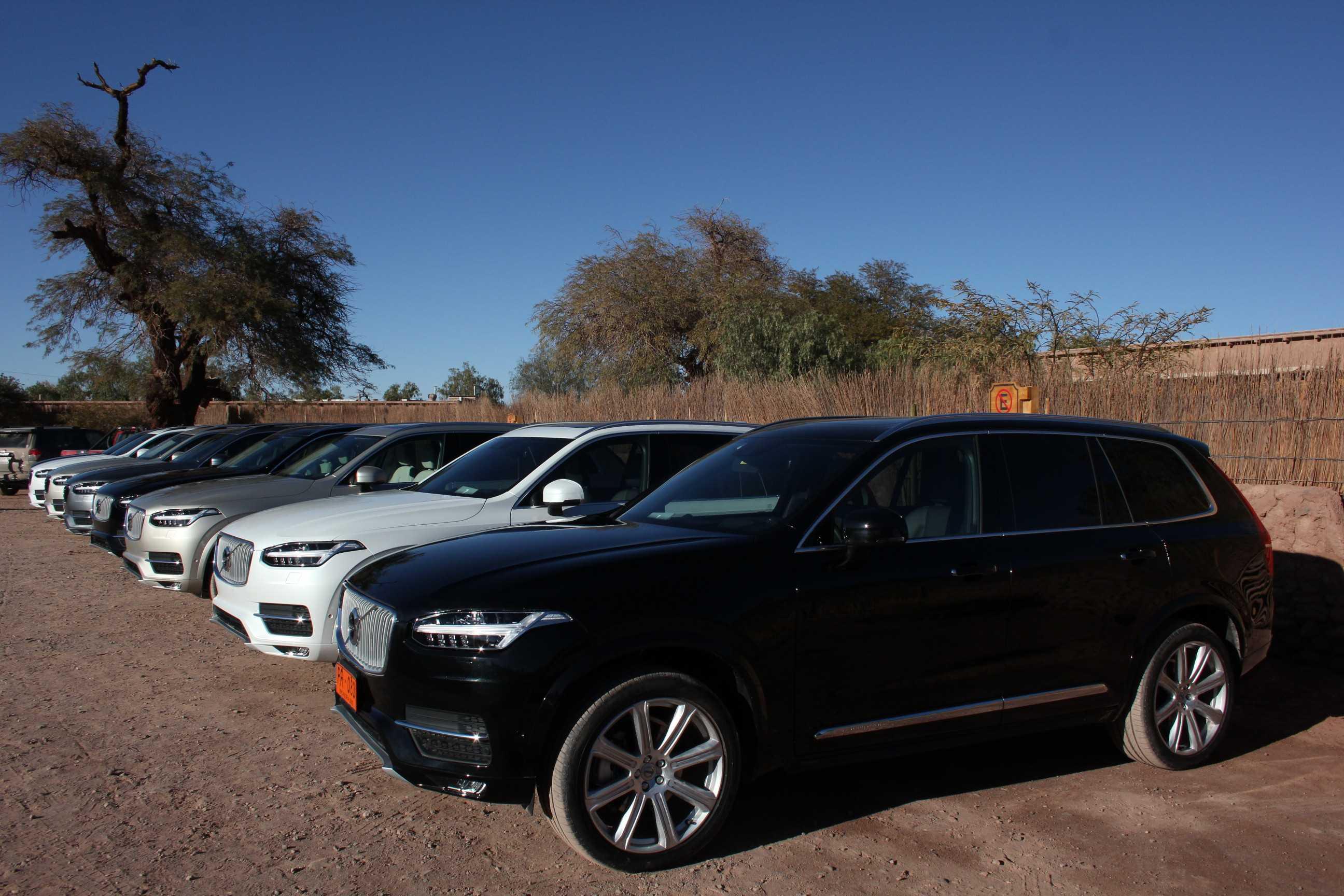 Volvo All New XC90 2016 San Pedro de Atacama - Rutamotor (17)
