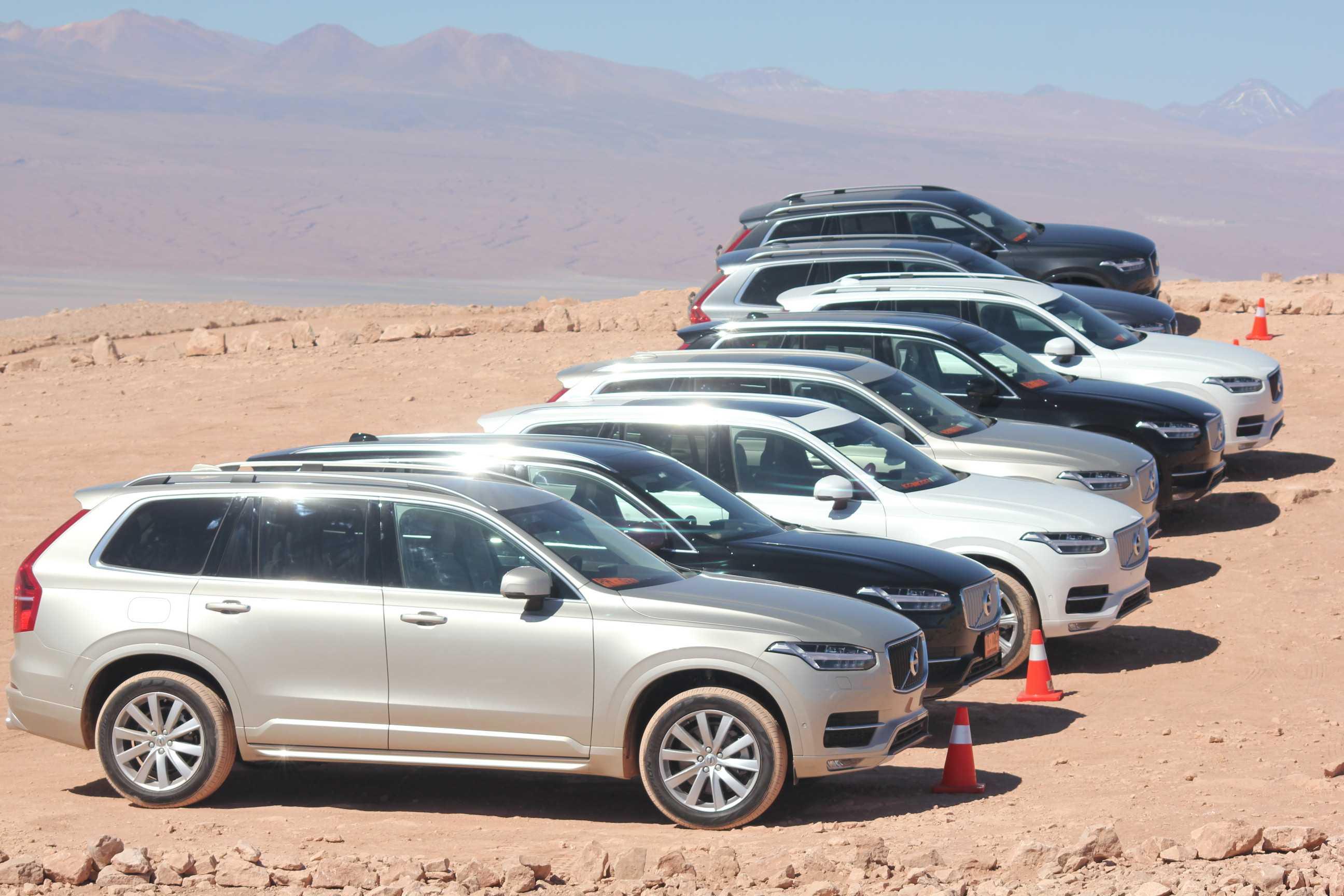 Volvo All New XC90 2016 San Pedro de Atacama - Rutamotor (7)