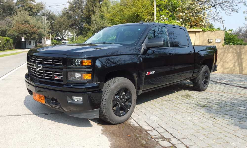 chevrolet silverado ltz midnight edition z71 archives rutamotor. Black Bedroom Furniture Sets. Home Design Ideas