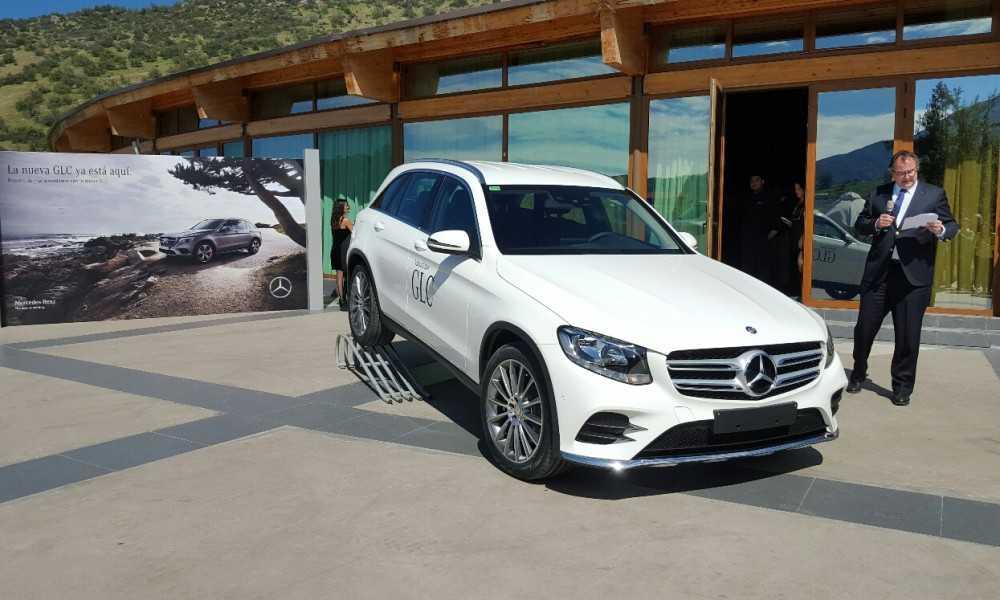 Am rica latina industria automotriz ind stria for Mercedes benz glc precio