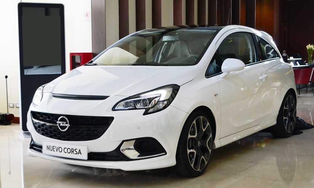 2016 Opel Corsa OPC