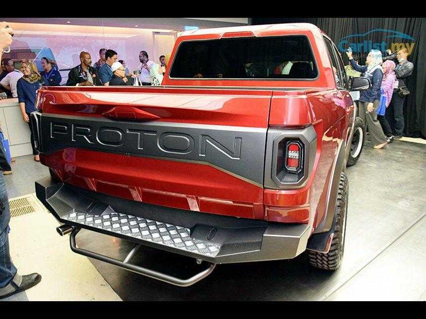 Proton Pick up concept 2