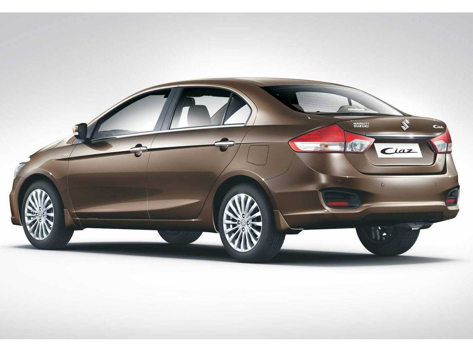 Suzuki Presenta Su Nuevo Sed 225 N Ciaz 2016 En Cinco