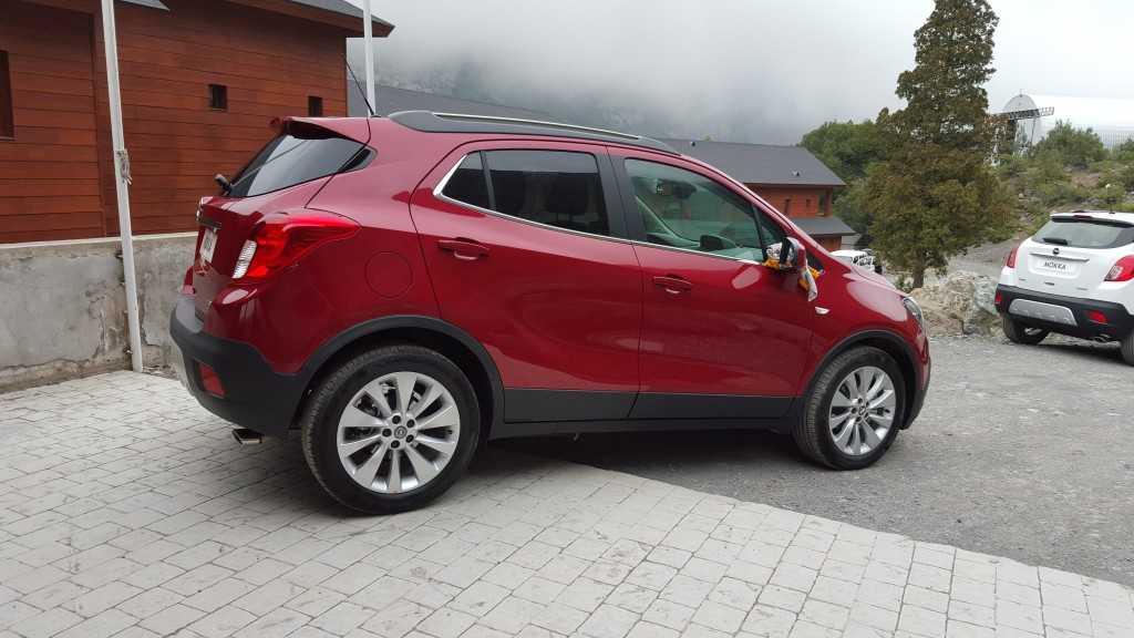 Lanzamiento Opel Mokka (1)