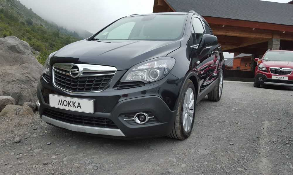 opel mokka 2016 un sabroso suv compacto con motor turbo rutamotor. Black Bedroom Furniture Sets. Home Design Ideas