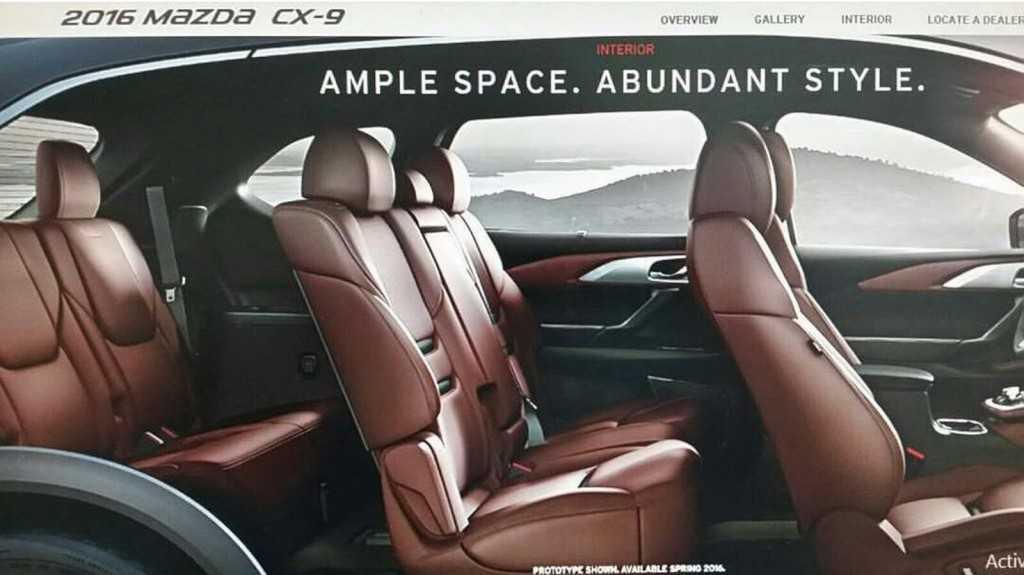 Mazda CX9 2016-4