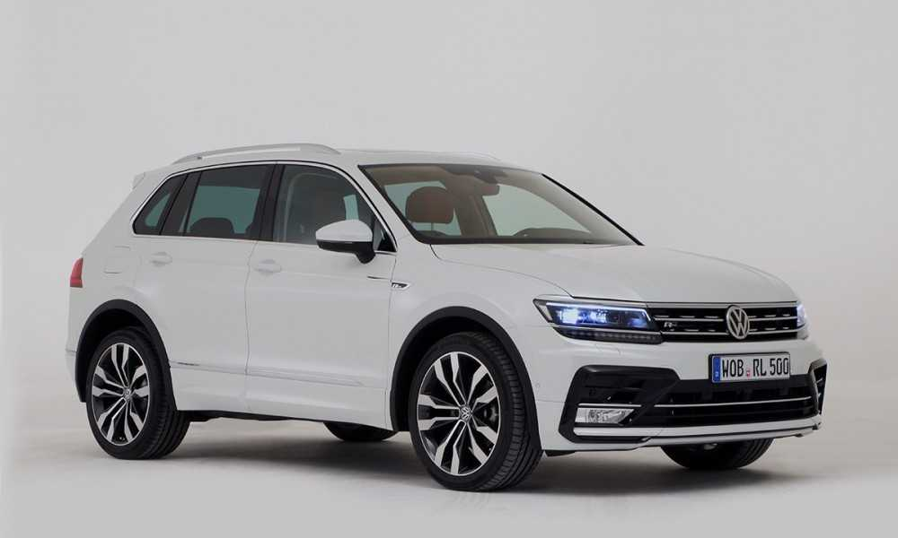 segunda generaci n conoce el nuevo volkswagen tiguan 2016. Black Bedroom Furniture Sets. Home Design Ideas
