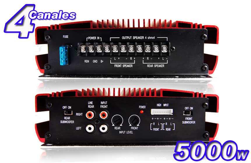 Amplifcador