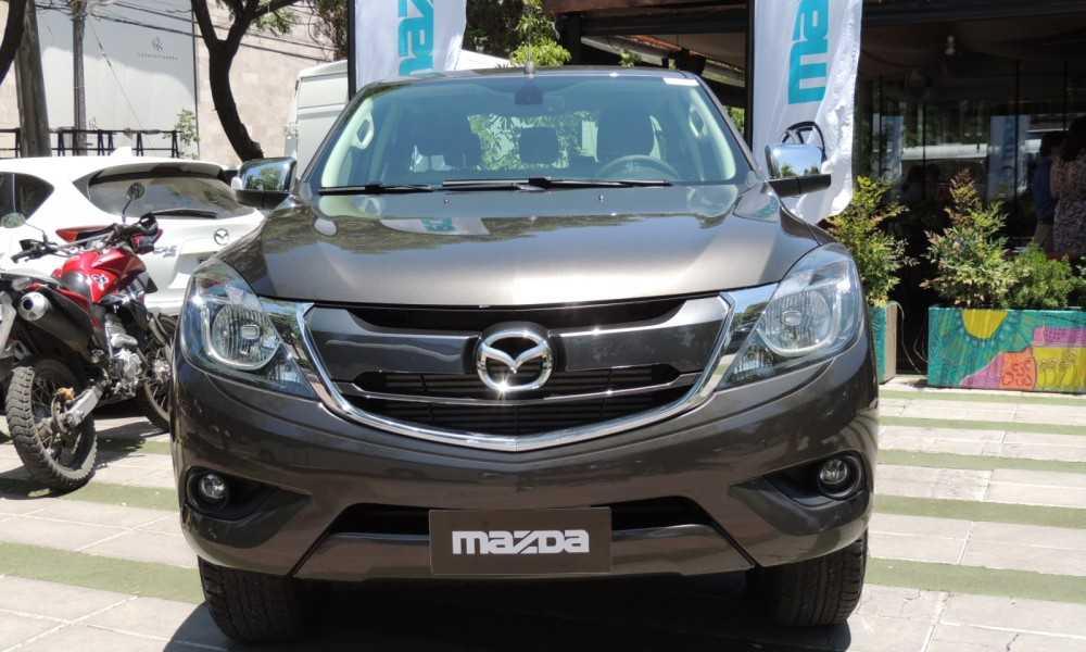 Chile Mazda Presento Actualizacion De Su Camioneta Bt 50 Rutamotor