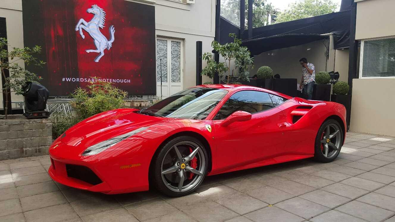 Ferrari Lanza En Chile El 488 Gtb 2016 Cavallino Renovado Rutamotor