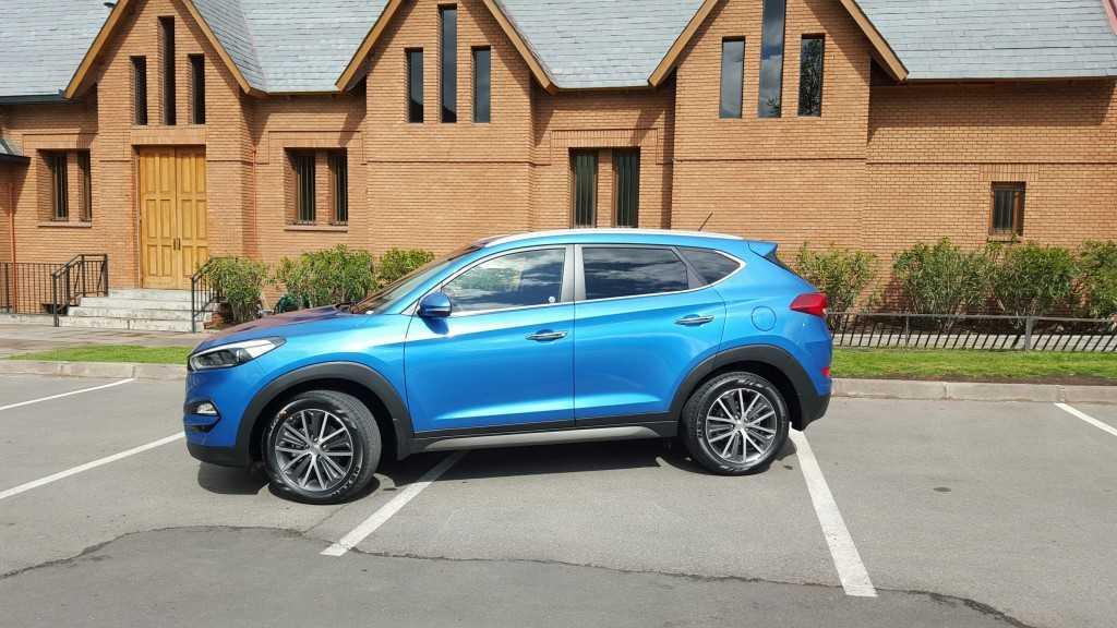 Hyundai Tucson 2016 (4)