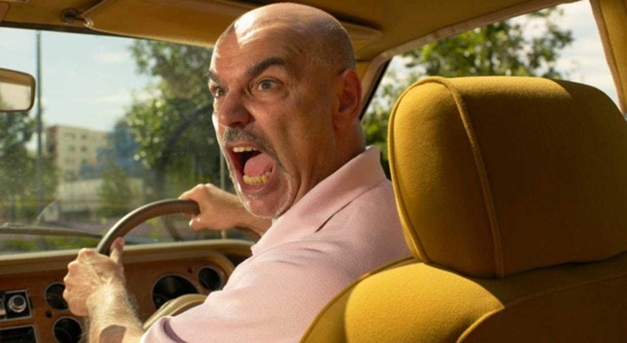 Resultado de imagen para conductor enojado