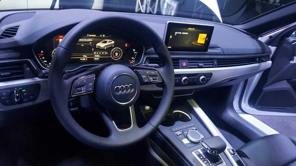Audi A4 2016 (15)