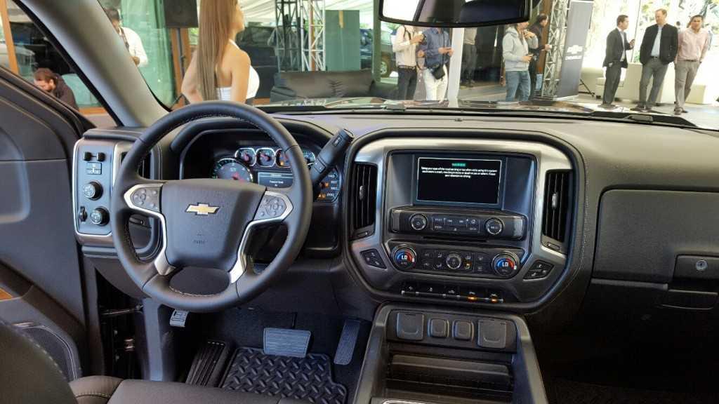 Chevrolet Silverado 2016 (22)