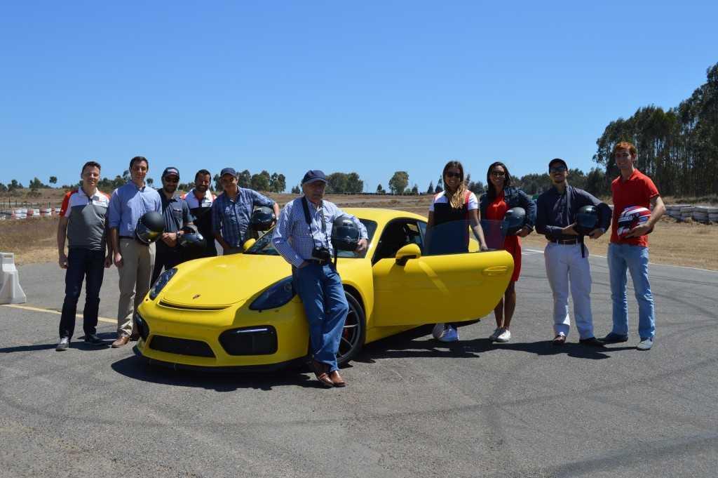 Porsche Cayman GT4 (15)