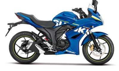 Suzuki Gixxer SF 04
