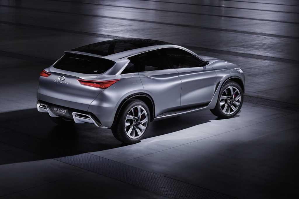 Infiniti QX Sport Concept 1