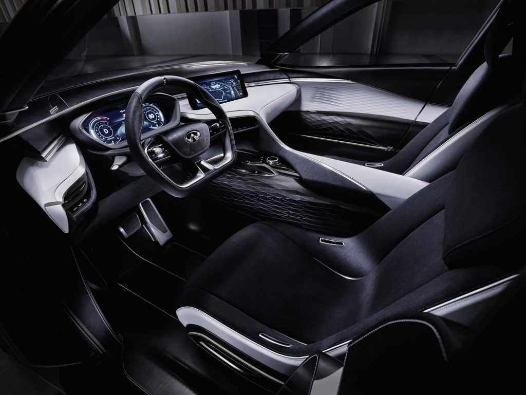 Infiniti QX Sport Concept 8