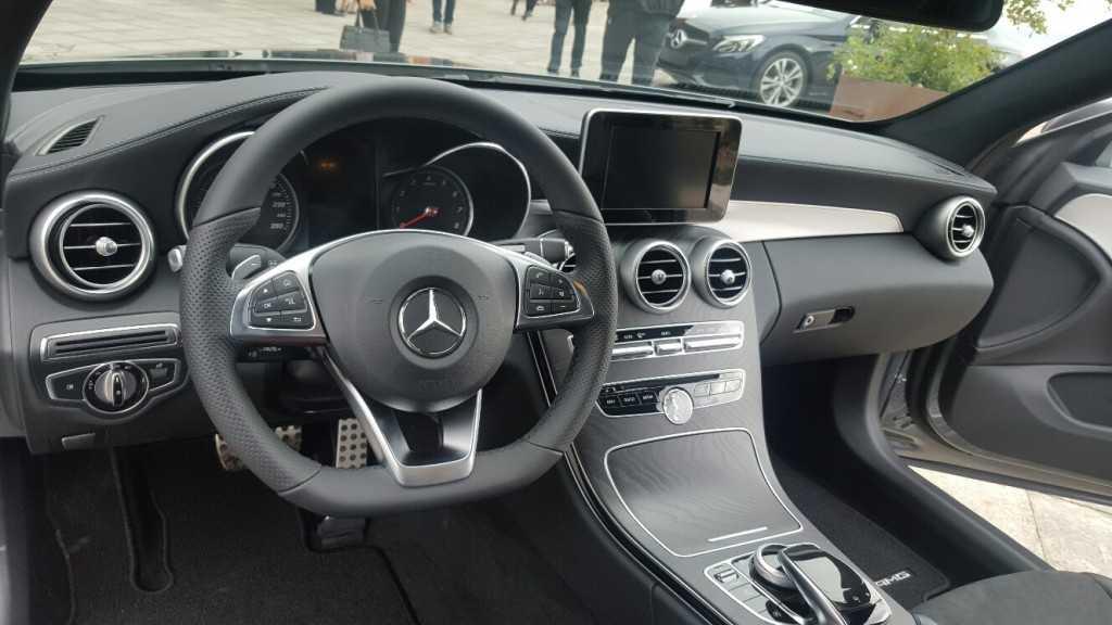 Mercedes Benz Clase C Coupe (18)