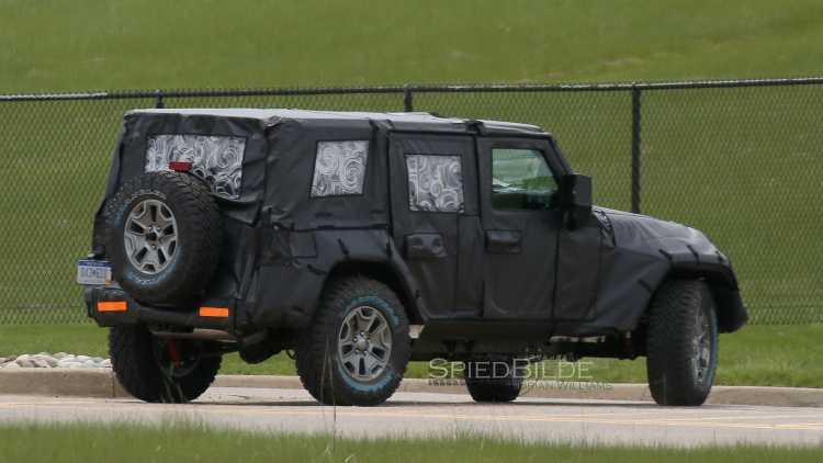 Jeep Wrangler 2018 espia 6