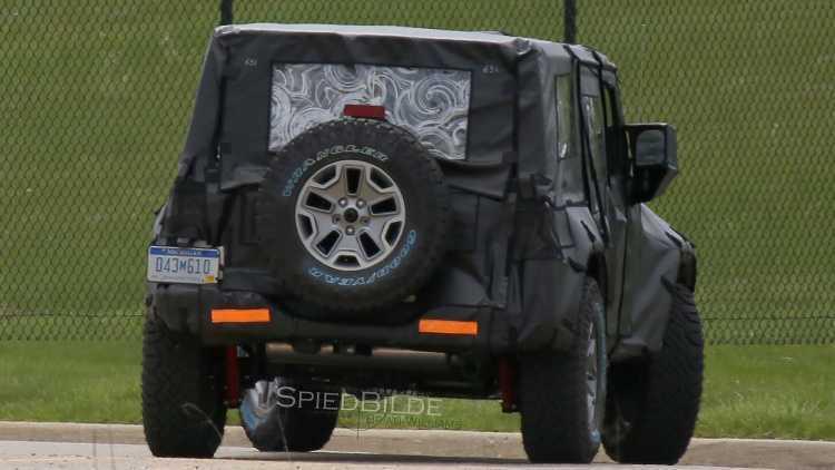 Jeep Wrangler 2018 espia 8