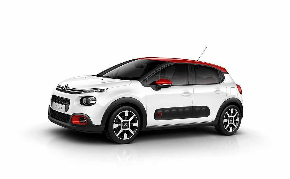 citroen c3 2017 renace como un c4 cactus en miniatura rutamotor. Black Bedroom Furniture Sets. Home Design Ideas